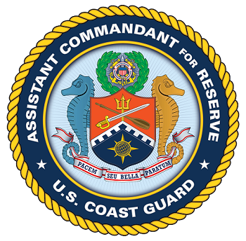 Logo of the Assistant Commandant for Reserve