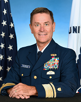 Rear Admiral Scott McKinley Official Portrait