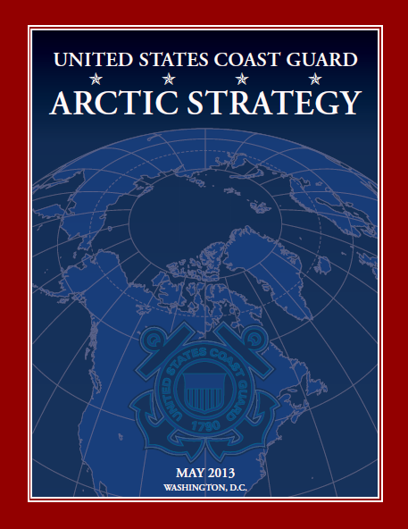 USCG Arctic Strategy cover image