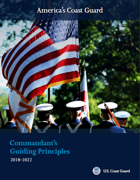 Commandant's Guiding Principles image cover