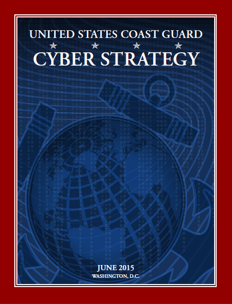 USCG Cyber Strategy cover image