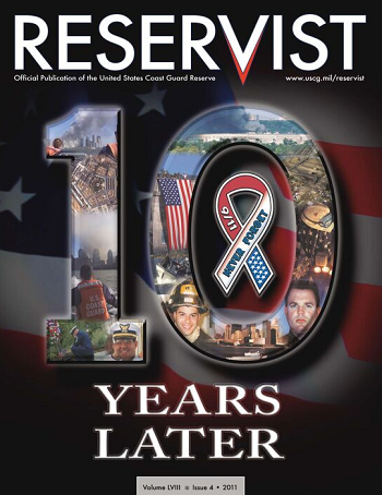 Reservist Magazine, 10 Years Later, Volume 58 Issue 4