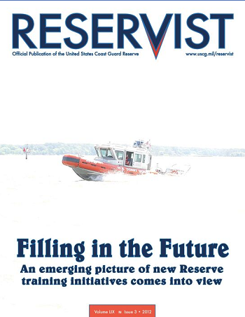 Reservist Magazine, Filling in the Future, Volume 59 Issue 3