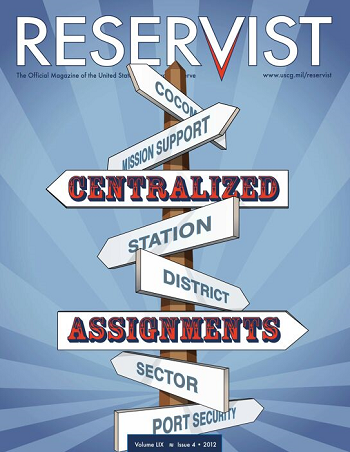 Reservist Magazine, Centralized Assignments, Volume 59 Issue 4