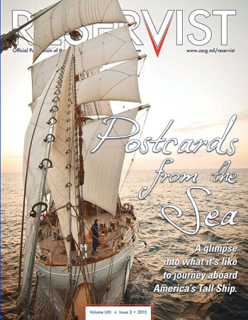 Reservist Magazine, Postcards from the Sea, Volume 62 Issue 2