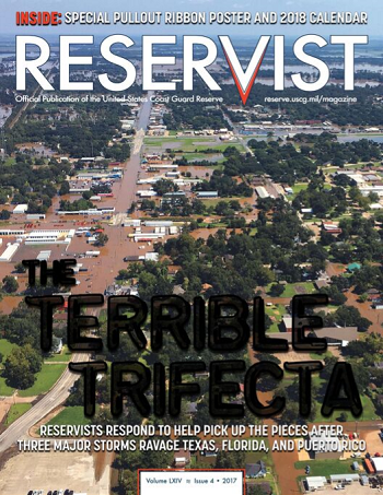 Reservist Magazine, The Terrible Trifecta, Volume 64 Issue 4