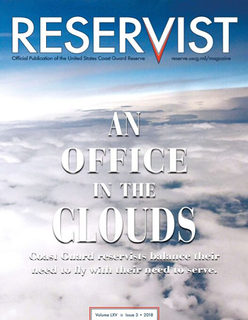 Reservist Magazine, An Office in the Clouds, Volume 65 Issue 3