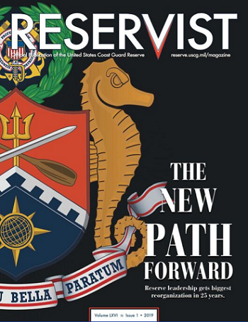 Reservist Magazine, The New Path Forward, Volume 66 Issue 1