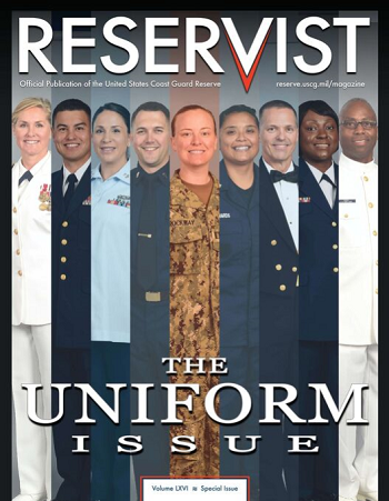 Reservist Magazine, The Uniform Issue, Special Issue