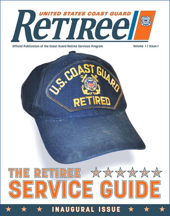Reservist Magazine, The Retiree Service Guide, Volume 1 Issue 1